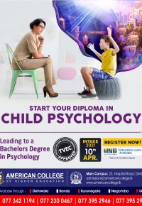 Diploma in Child Psychology