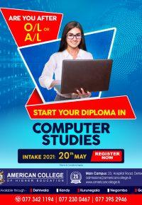 Diploma in Computer Studies