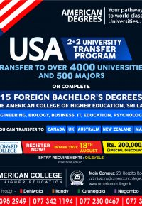 American Degrees