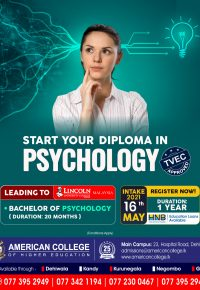Diploma in Psychology
